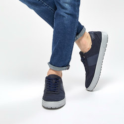 FLO 226218 Navy Blau Herren Sneaker Schuhe durch Dockers Die Gerle
