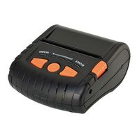 Termal yazıcı Mustek MK380 60 mm/sn USB + Bluetooth 3.0 / BLE 4.0 80 mm