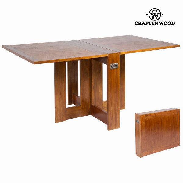 Folding Table (163 X 90 X 75 Cm) Walnut - Serious Line Collection