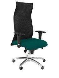 Sessel Ergonomische lenkung mit Sincro Haus mechanismus und dimmbare in großer höhe respaldo de Atmungsaktives mesh und sitz t