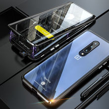 360 Full Magnetic Case For Oneplus 7 Pro