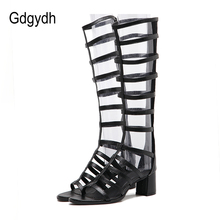 Gdgydh Sexy Women Sandals Hollow-Out Gladiator Sand