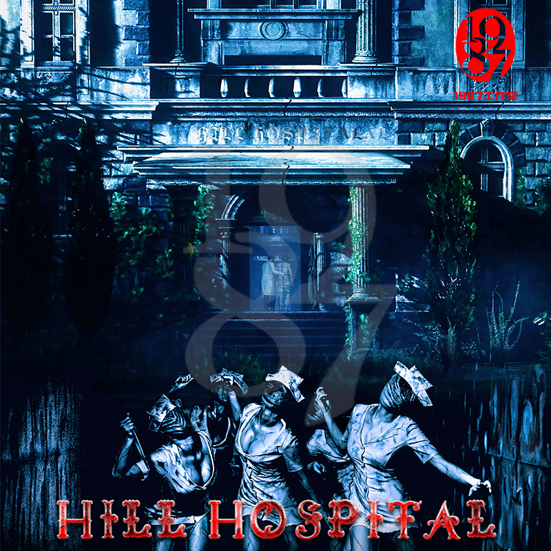JXKJ1987 Real Life Adventure Game Escape Room Prop Hill Hospital Horror Story Original Theme Design Solve Puzzles To Escape