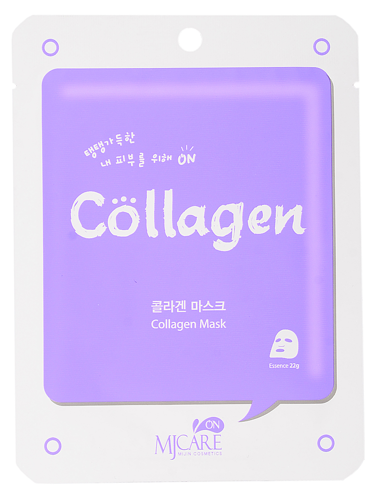 MIJIN Collagen Mask Pack 22g