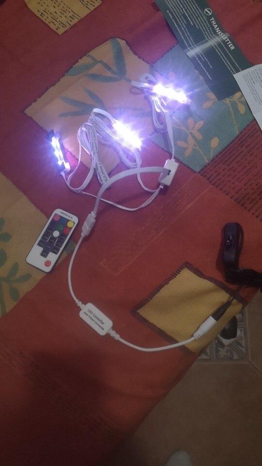 Luzes LED p/ bar Adaptador Adaptador Gabinete
