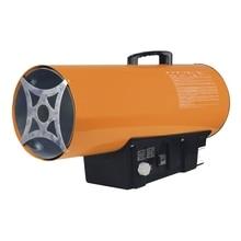 Пушка тепловая газовая RedVerg RD-GH30T(Мощность 30000 Вт, воздухообмен 650 м3/ч, сжиженный газ, цифровой дисплей