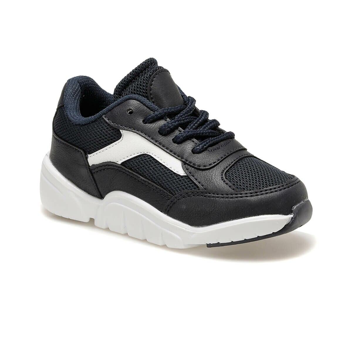 FLO 92.511869.P Navy Blue Male Child Sports Shoes Polaris