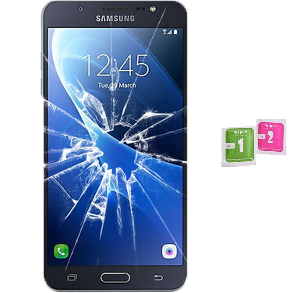 Screen Protector Tempered Glass Vidrio Para For SAMSUNG GALAXY J5 2016 (Generico, Not Full