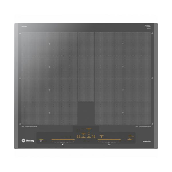 Induction Hot Plate Balay 3EB960AU 60 Cm (4 Cooking Areas)
