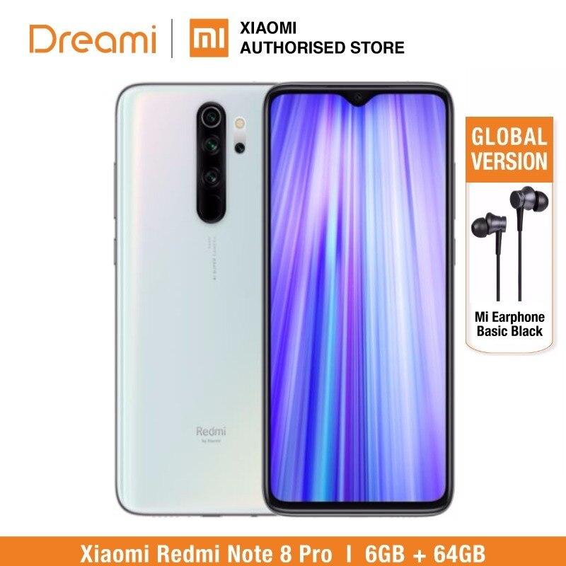 Image 3 - Глобальная версия Xiaomi Redmi Note 8 PRO 64 Гб rom 6 Гб ram (последнее поступление!), note8 pro Мобильный смартфон, телефон, смартфонСмартфоны и мобильные телефоны    АлиЭкспресс