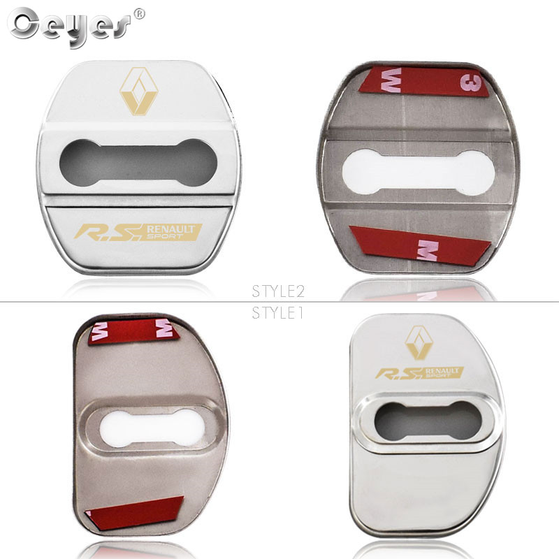 door lock cover for Renault 3D (7)