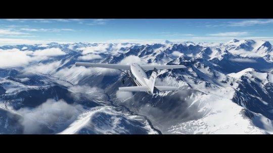 《微软飞行模拟》加入冰雪天气效果 与现实世界保持一致插图(3)