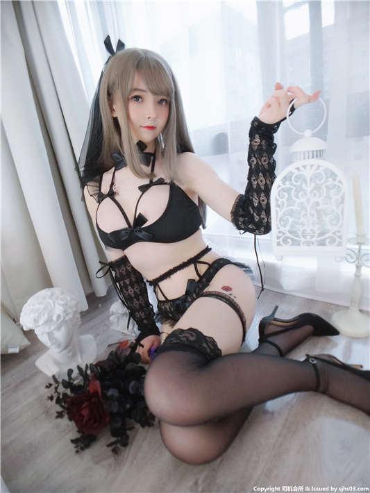 一小央泽 – 黑花嫁 [65P+1V/552MB]