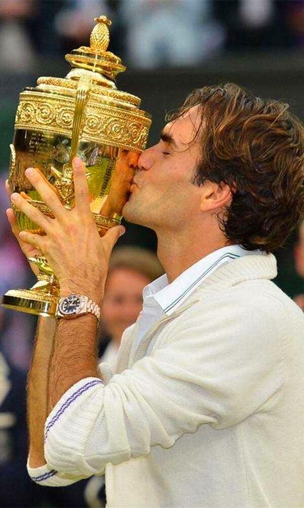 《网球四大满贯》封面图片