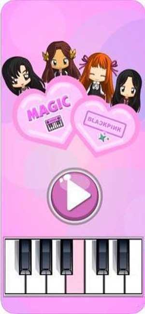 blackpink游戏