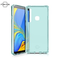 Case pad itskins spectrum clear for Samsung Galaxy A9 (2018)
