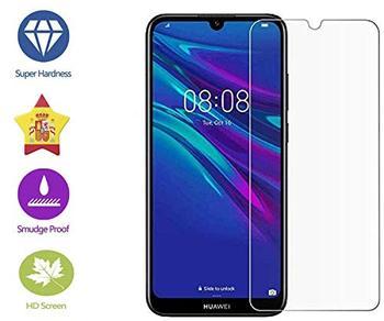 Купить Im77r упаковка из 2 единиц протекторов для экрана Премиум 2.5D стекло 9H закаленное стекло совместимо с Huawei Y7 2019