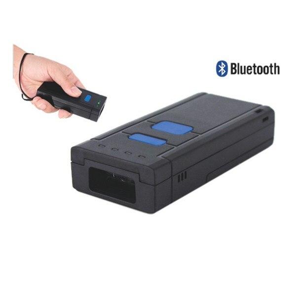 Barcode Reader Posiberica SCPO07789 Black