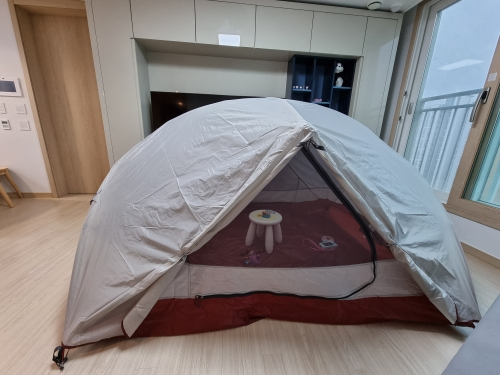Naturehike Custom Mongar 1 2 3 People Waterproof Double Layer Outdoor Tent Aluminum Rod Gray Ultralight Single Camping Tents Mat
