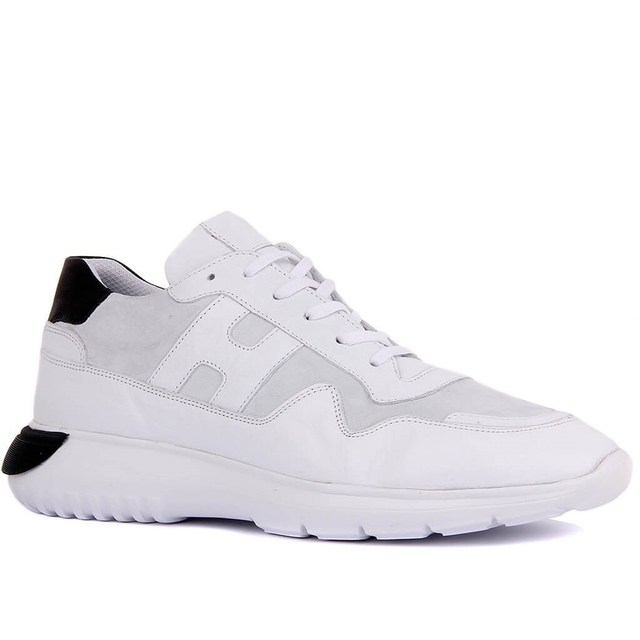 Sail-Lakers, Genuine Leather Men's Casual Shoes / Sneakers
