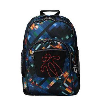 School Bag Totto Crayoles Black (44 X 33 x 14 cm)