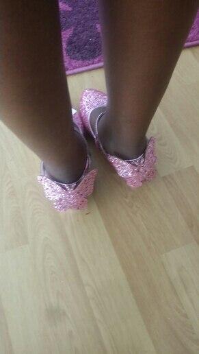 Sapatos de couro Crianças Princesa Meninas
