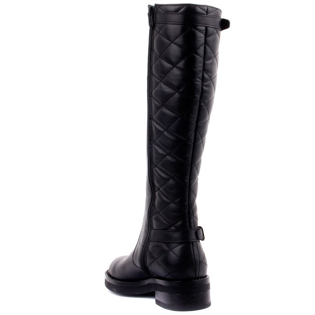 Sail-Lakers Genuine Leather With Zipper Ladies Boots