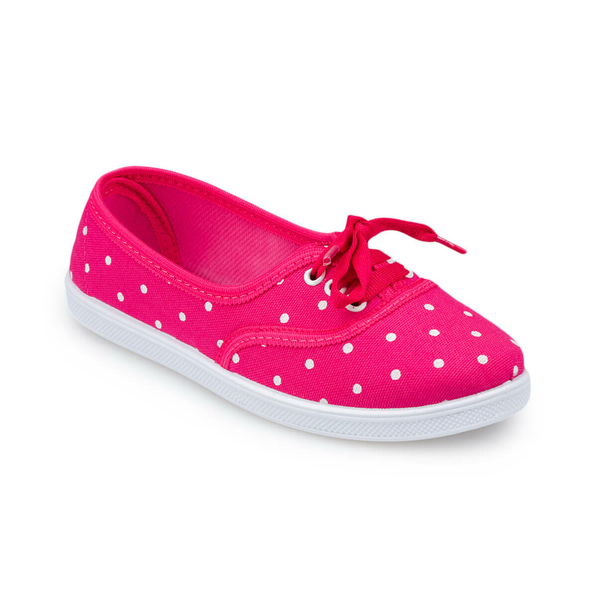 FLO 91.511451.F Fuchsia Girls Children Shoes Polaris