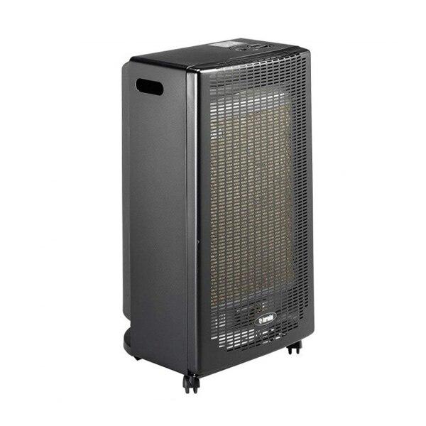 Gas Heater Bartolini K308 2900W Black