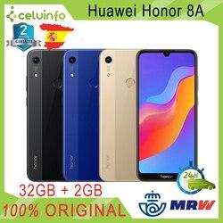 Huawei Honor 8A 32G + 2G RAM with fingerprint ID 6,09