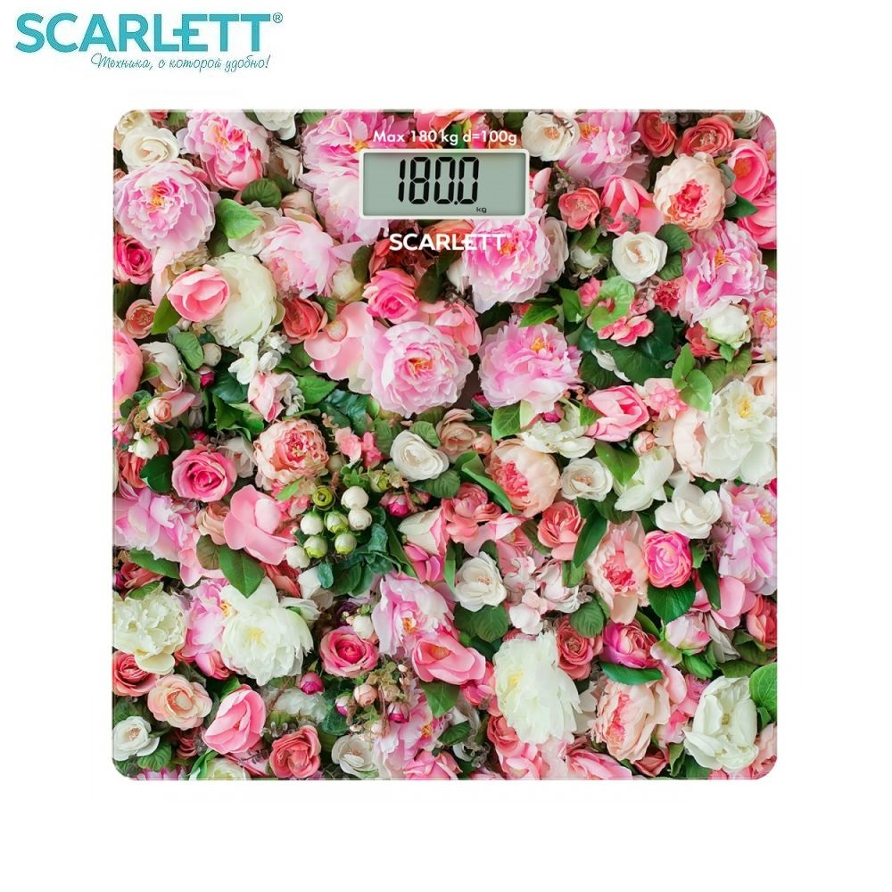 цены на Scale floor Scarlett SC-BS33E094 Scale floor Scale smart Electronic body Scales for weighing human scales body weight в интернет-магазинах