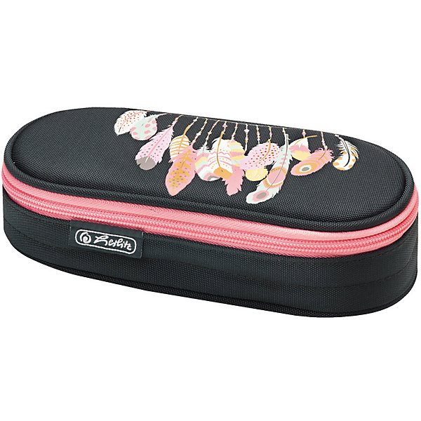Pencil Case-cosmetic bag Polina AirGo Feather mini portable cartoon fresh cosmetic bag multifunction women beauty travel cosmetic bag makeup case pouch toiletry