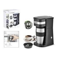 Ev Aletleri'ten Kahve Makineleri'de Elektrikli kahve yapımcısı kivi KCM 7505 420 ml 750W siyah