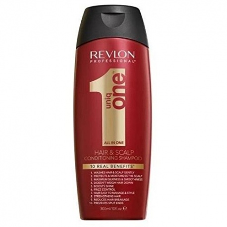 UNIQ ONE ALL IN ONE HAIRSCALP CONDITIONING CHAMPU 300ML
