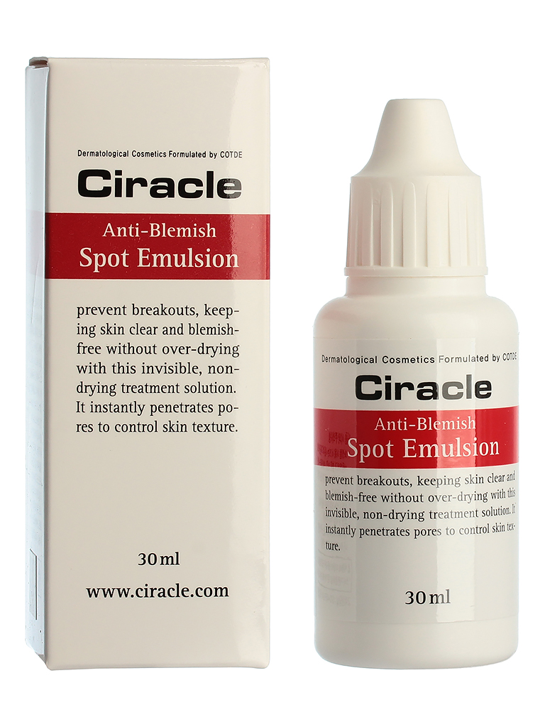 Ciracle Anti Blemish Spot Emulsion 30 Ml