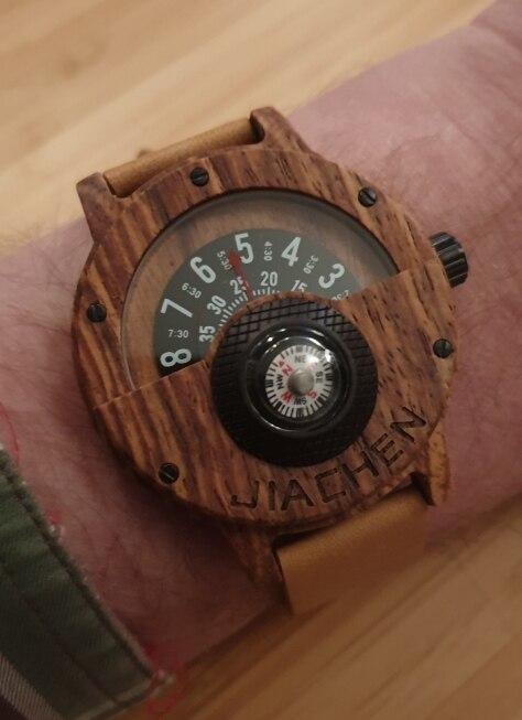 -- Relógios Madeira Madeira