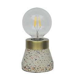 Lampa biurkowa Edison (10x10x11 cm) w Wiszące lampki od Lampy i oświetlenie na