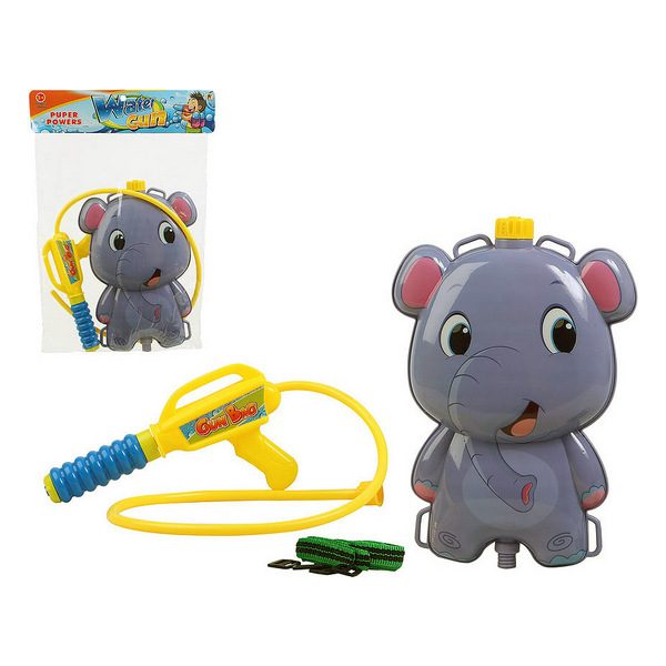 Water Pistol With Backpack Tank Elephant