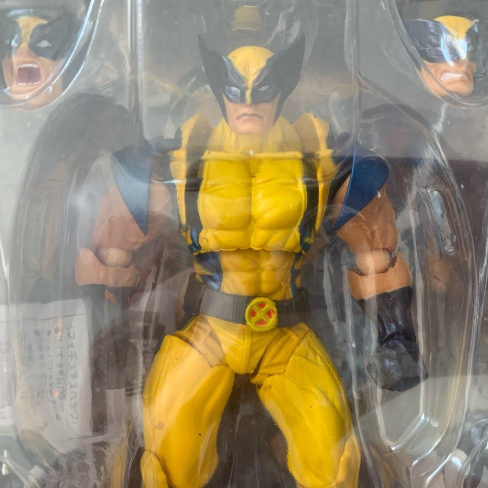 Wolverine X-Men Action MARVEL 16cm