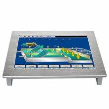 104 дюймов настенный промышленный сенсорный Экран Панель ПК