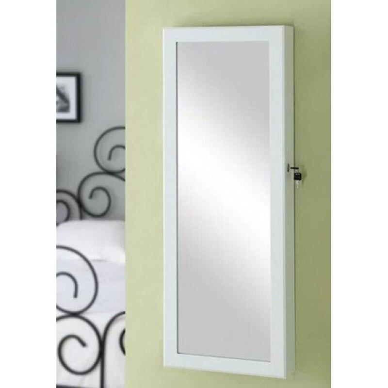 Wall Cabinet-mirror Jewelry Smart Bird OMI 20