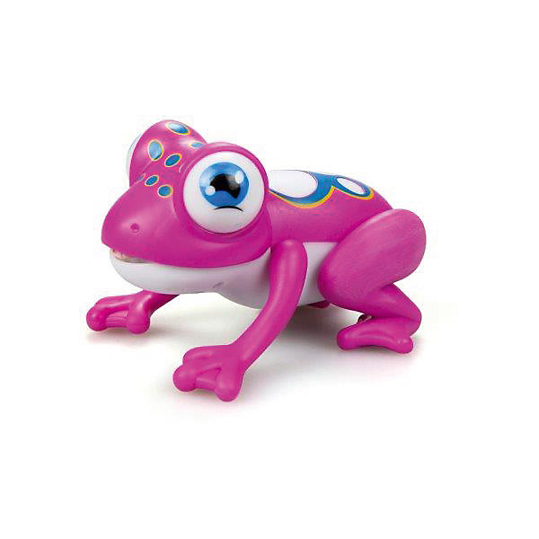 Frog Be Stupid, Silverlit, Pink