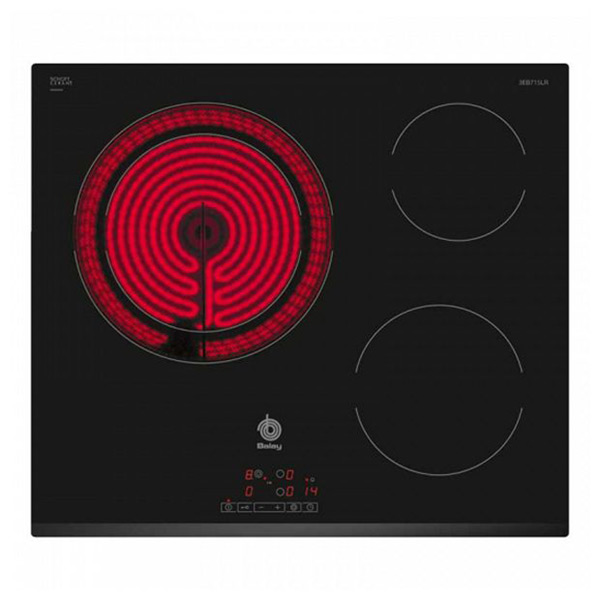 Glass-Ceramic Hob Balay 3EB715LR 60 Cm