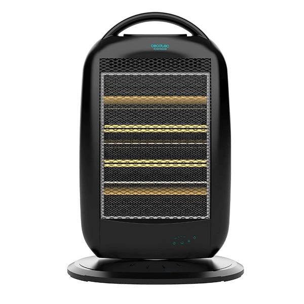 Halogen Heater Cecotec Ready Warm 7200 Quartz Rotate Smart 1200W