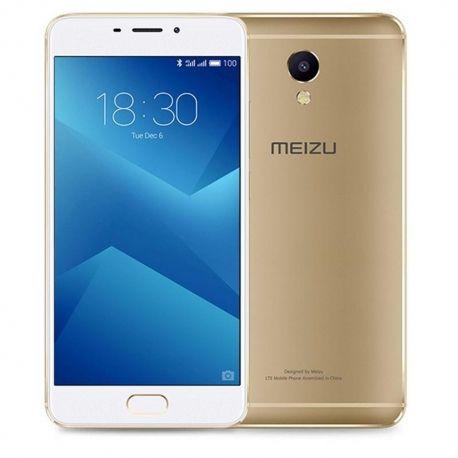 Meizu M5 Note | Gold | 16GB | Refurbished | Grade New
