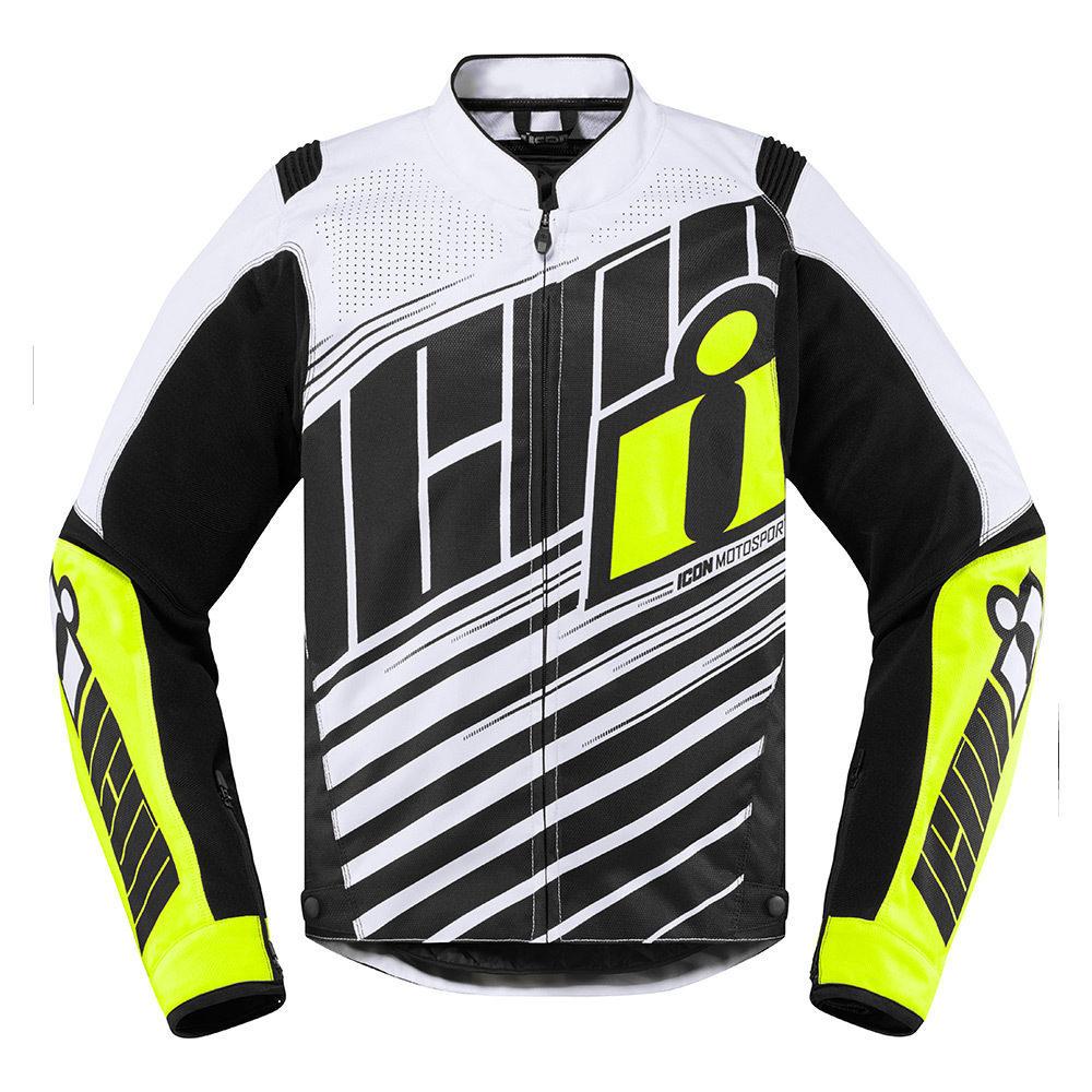 Icon Overlord SB2 Ce Hi Viz мотокуртка|Куртки| | АлиЭкспресс