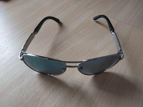 משקפי שמש מותג מוביל לגברים דגם 1980 photo review