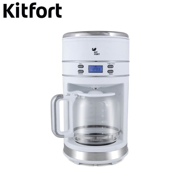 Кофеварка Kitfort KT-704