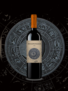 Mesopotamia Roble 2018 (1bot x 0,75L.) Best red roble wine from Aribayos. Wine from Toro  Wine from Spain.