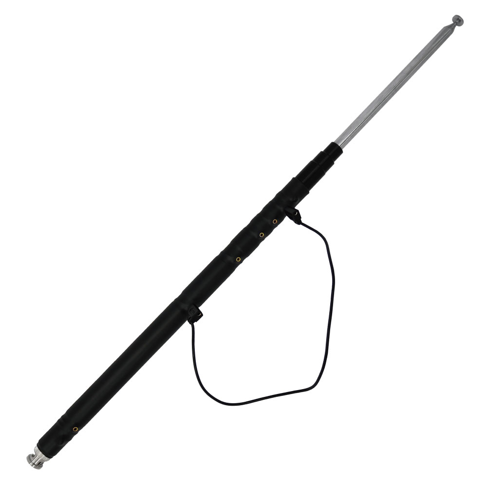 HF VHF (80m-6m) Handheld Portable Telescopic Best Mobile  Vertical Antenna For YAESU FT-817 FT-817ND FT-818 FT-857D Or KX3, BNC